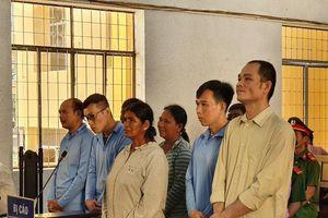 Hàng loạt cán bộ hầu tòa do liên quan đến dự án tiền tỉ