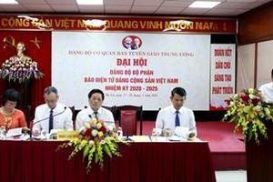 Nâng cao năng lực lãnh đạo của Đảng bộ, xây dựng Báo điện tử ĐCSVN phát triển toàn diện