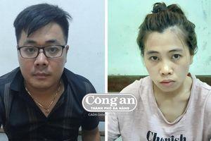 Bắt cặp đôi 'bỏ sỉ' thuốc lắc trên địa bàn Đà Nẵng