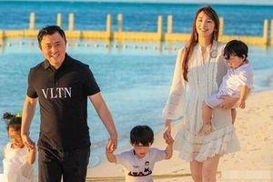 Tưởng sung sướng bên người tình đại gia, siêu mẫu Đài Loan đối mặt với cảnh phá sản