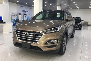 Hyundai Tucson bất ngờ 'xả hàng', giảm tới 60 triệu tại Việt Nam