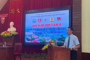 Thừa Thiên Huế: Triển khai Hội thi sáng tạo kỹ thuật lần thứ X