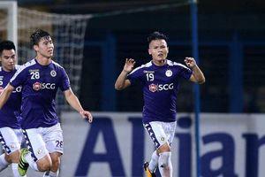 Quang Hải lọt TOP 5 bàn thắng đẹp nhất AFC Cup