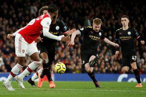 Premier League trở lại, Man City đấu Arsenal ngày 17/6