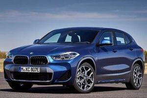 BMW X2 xDrive25e PHEV 2021 ra mắt phiên bản mới, cải thiện hiệu suất