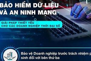 Bảo hiểm Dữ liệu và An ninh mạng- 'Tấm lá chắn' trước các tấn công mạng thời 4.0