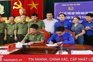 Hà Tĩnh phát động cuộc thi tìm hiểu 75 năm ngày truyền thống CAND Việt Nam