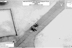 Mỹ cáo buộc Nga tiếp tục tăng cường máy bay chiến đấu tới Libya