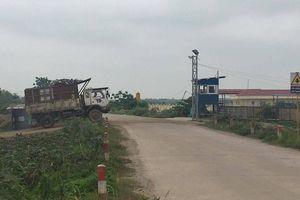 Đoàn xe hết 'đát', quá khổ phục vụ nhà máy thép ShengLi ở Thái Bình