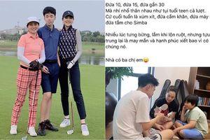 MC Mai Ngọc gây bất ngờ khi lần đầu hé lộ danh tính hai cậu em trai kém cô tận 20 tuổi