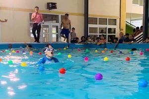 Nhiều hoạt động phòng, chống đuối nước cho trẻ em