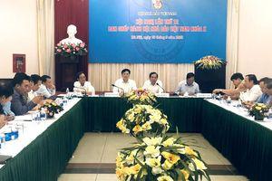 Hội nghị lần thứ 12 Ban Chấp hành Hội Nhà báo Việt Nam khóa 10