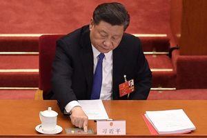 Trung Quốc thông qua nghị quyết xây dựng luật an ninh Hong Kong