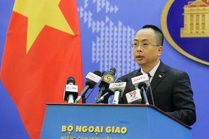 Bộ Ngoại giao Việt Nam lên tiếng nghi án Tenma Việt Nam hối lộ công chức