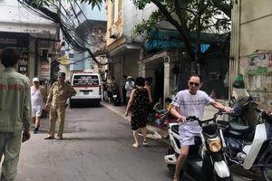 Điều tra vụ nam sinh viên tự vong tại phố Hoàng Cầu
