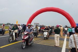 Thông xe cầu nghìn tỷ, người dân Nam Định hết cảnh qua sông lụy phà