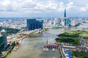 Dự án thuộc Khu Đô thị mới Thủ Thiêm: Nỗ lực đẩy nhanh tiến độ