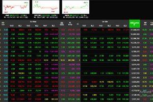 Chứng khoán hôm nay 29/5: Nhóm cổ phiếu thị trường tiếp tục 'nổi sóng', VN-Index tăng điểm
