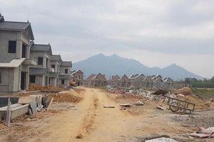 Dự án Vườn Vua sử dụng hơn 10ha đất không đúng mục đích