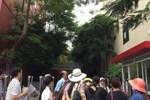 Nộp học phí chậm, phụ huynh Trường Việt Úc 'bị phạt' 0,2 %/ngày