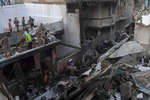 Vụ tai nạn máy bay khiến 97 người chết tại Pakistan: Hé lộ đoạn đối thoại cuối cùng của phi công