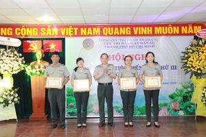 Nhiều tập thể, cá nhân cơ quan Thi hành án dân sự Tp. Hồ Chí Minh được khen thưởng