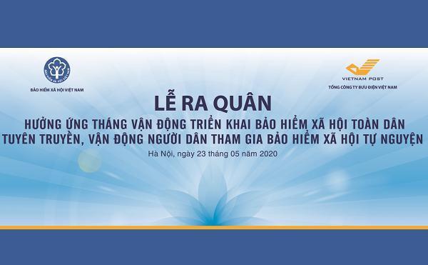 Hai ngày ra quân, Quảng Nam vận động gần 700 người tham gia BHXH tự nguyện