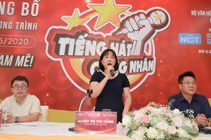Cơ hội thi hát 'đổi đời' cho công nhân