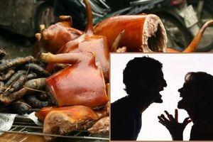 Tại sao chồng tôi cứ đòi ăn thịt chó giải đen?