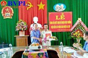 Điều động, bổ nhiệm nhiều nhân sự tại VKSND tỉnh Đắk Lắk