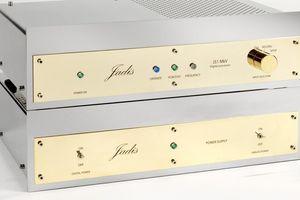 Jadis nâng cấp 2 đầu tube DAC JS1 MKV và JS2 MKIV, chạy chip AKM-4197