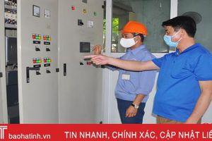 Cổ phần hóa thúc đẩy sản xuất - kinh doanh ở Công ty CP Cấp nước Hà Tĩnh