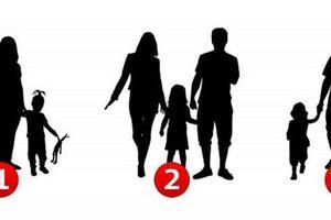Trắc nghiệm: Biết ngay bạn là kiểu người nào chỉ qua 1 bức ảnh gia đình