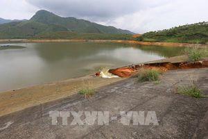 Vụ vỡ đập Đầm Thìn (Phú Thọ): Đảm bảo đủ nước tưới cho người dân
