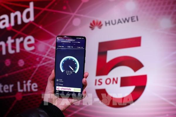 Nước Anh muốn Mỹ thành lập câu lạc bộ 5G để giảm phụ thuộc vào Huawei