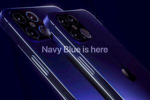 iPhone 12 Pro đẹp như mơ với phiên bản màu xanh Navy Blue, 4 camera siêu khủng