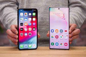 5 smartphone cao cấp có thời lượng pin đáng tiền nhất của năm 2020