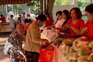 'Phiên chợ Nhân đạo' cho người khó khăn TP. Bà Rịa