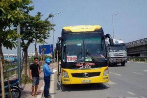 Hà Nội: Gần 160 xe khách bị xử phạt tại khu vực điểm 'nóng' bến xe Mỹ Đình