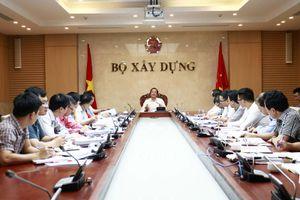 Bộ trưởng Phạm Hồng Hà chủ trì cuộc họp sửa đổi, bổ sung một số điều của các Thông tư hướng dẫn Nghị định 68/2019/NĐ-CP