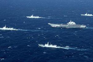 Nguy cơ 'chiến tranh nóng' giữa Mỹ và Trung Quốc trên Biển Đông?