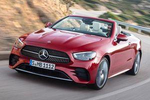 Mercedes-Benz E-Class 2021 Coupe và Cabrio ra mắt với phong cách thời trang sành điệu, bóng bẩy