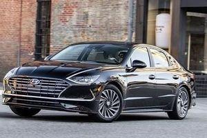Sedan mới siêu tiết kiệm xăng của Hyundai giá bao nhiêu?