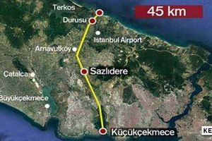 Xây kênh đào qua Istanbul, ưu tiên của Thổ Nhĩ Kỳ có thể là 'vấn đề đáng kể' đối với Nga