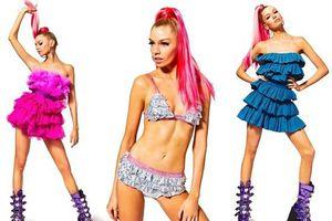 Thiên thần nội y Stella Maxwell body 'cực phẩm' như búp bê Barbie sống