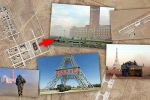 Đột nhập căn cứ lớn nhất của quân đội Trung Quốc xem 'tháp Eiffel'