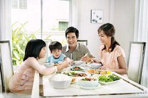 6 lợi ích bất ngờ từ những bữa cơm gia đình