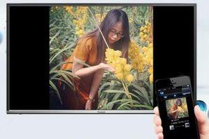 Thủ thuật kết nối iPhone với tivi cực đơn giản