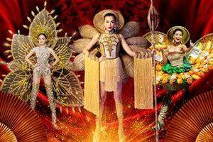10 National Costume đẹp nhất 'lịch sử': Hương Giang - H'Hen Niê lọt Top 3, Lệ Hằng chiếm ngôi nữ vương