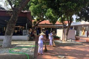 Trung tâm Bảo trợ xã hội Thanh Hóa: Luôn đảm bảo môi trường xanh - sạch - đẹp